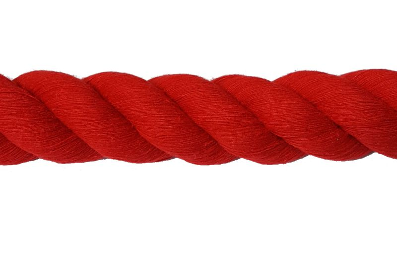 Red Cotton Rope