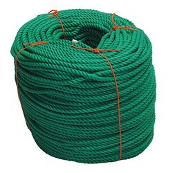 Green PolyCotton Rope