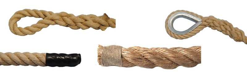 Rope End Finishes