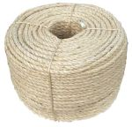 12mm Sisal Rope sold by the 220m coil