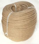 6mm Synthetic Hemp Rope - 220 metre coil